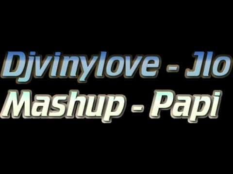 Jennifer Lopez, Marc Anthony & Pitbull - Papi & Rain Over Me (Djvinylove Mashup) - YouTube