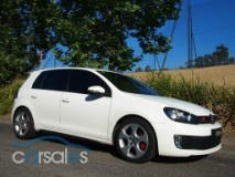 2011 VOLKSWAGEN GOLF VI MY12 GTI