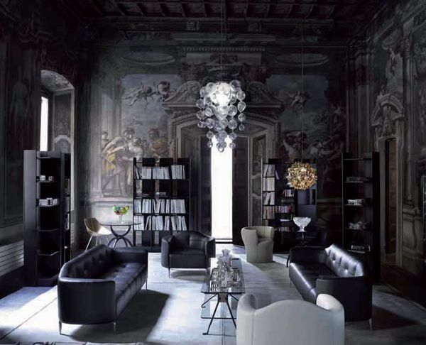25 Best Ideas About Gothic Living Rooms On Pinterest Gothic Interior Gothic Home Decor And