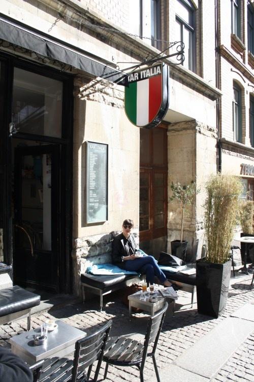 Bar Italia, Prinsgatan 7, Göteborg, Sweden