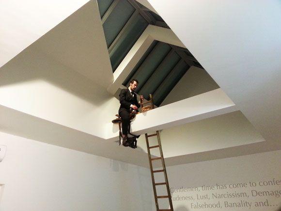 Il padiglione russo alla #Biennale di #Venezia 2013 #veneziadavivere