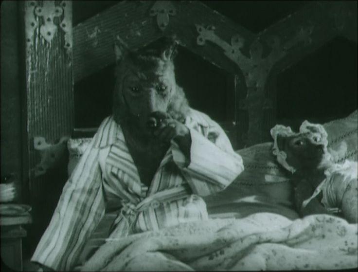 Le Roman de Renart, film d'animation de Ladislas Starewitch (1930)