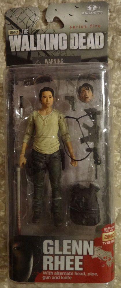 Mcfarlane The Walking Dead Glen Rhee Series 5 (1) Action Figure #McFarlaneToys
