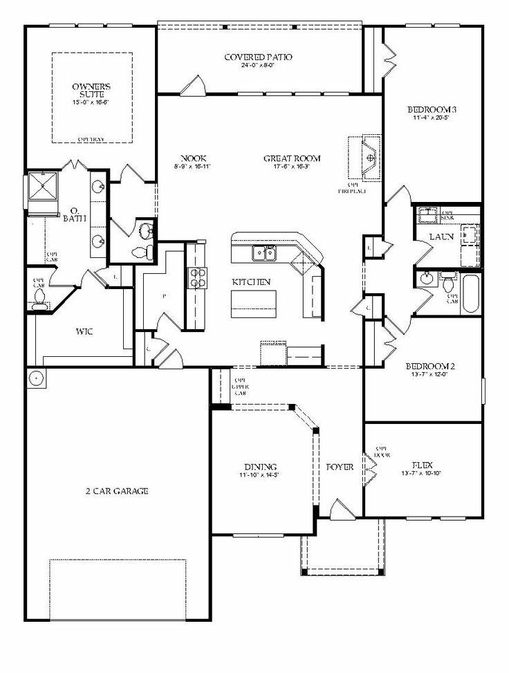 Morningside Lane Pulte Homes  Home Design in 2019  House