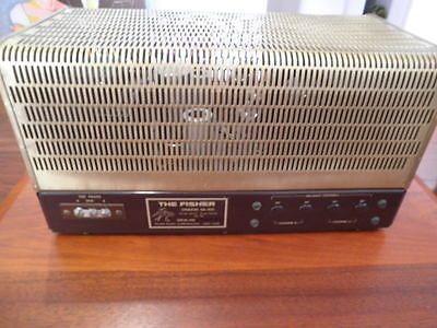 Fisher-SA-100-EL-84-VAalve-Amp