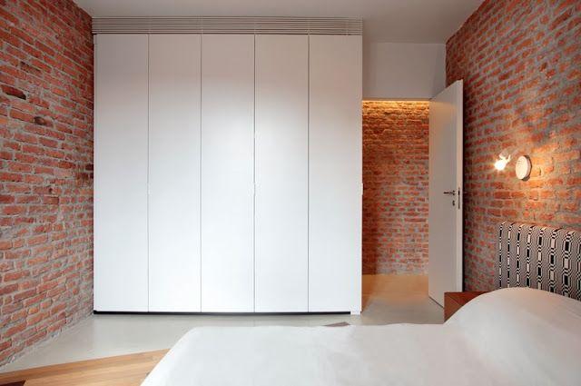Karpinteria - Puertas, Armarios y Tarimas.: Tres apartamentos salpicados de madera