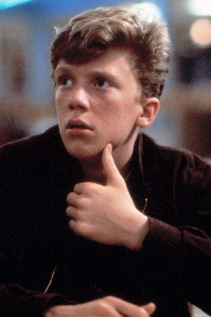 """Anthony Michael Hall Talks About His The Breakfast Club Days and Who """"Got Laid the Most"""""""