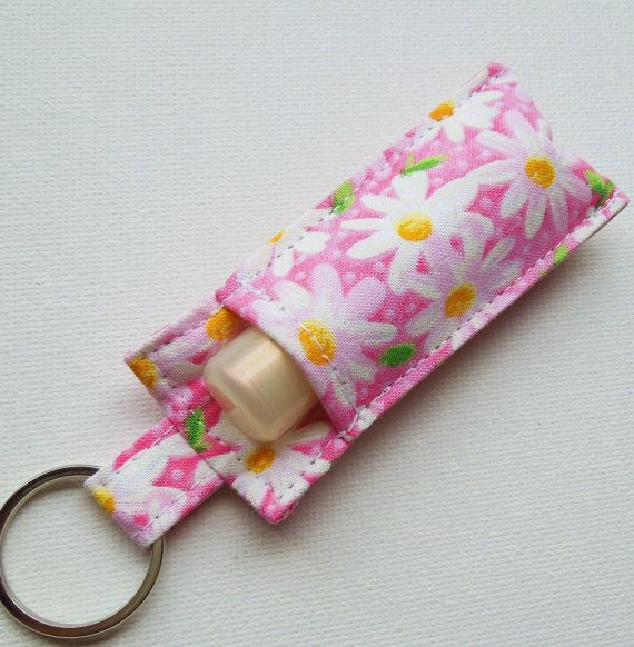 Chapstick key chain  Makes great gift any time! or just treat yourself to one!    Tired of looking for your your lip balm? Look no further! This
