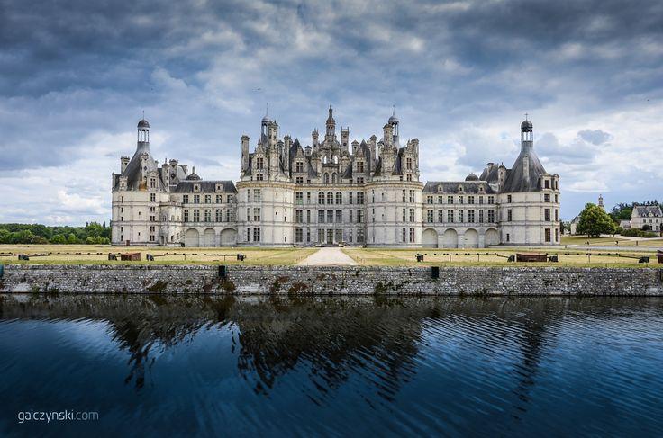 Chateau Chambord - Castle of the Loara