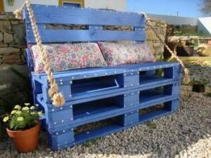 Do it yourself: How can you re-farming pallets