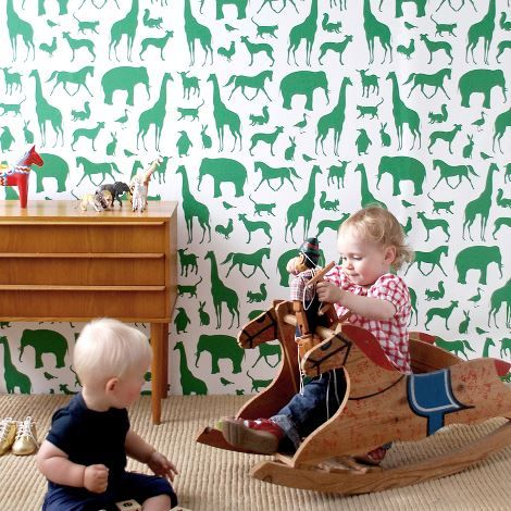 ferm LIVING webshop - Kids Wallpaper