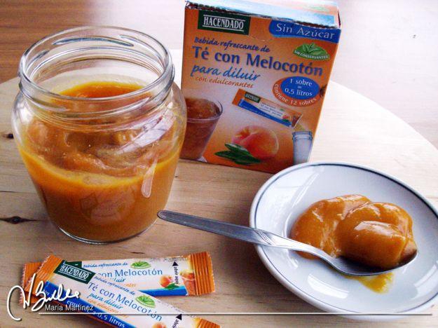 Mermelada de Melocoton, sin melocoton: Recetas Dukan