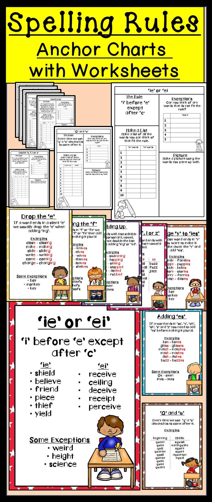 Workbooks making words plural worksheets : Best 25+ Spelling rules ideas on Pinterest | Phonics rules ...