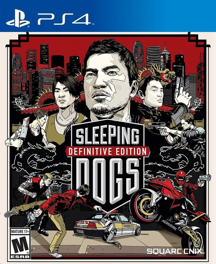 (*** http://BubbleCraze.org - Best-In-Class new Android/iPhone Game ***)  Game - Sleeping Dogs: Definitive Edition - PS4
