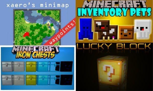 Mody 1 12 2 Lista 23 Modyfikacji Do Minecraft 1 12 2 Minecraft Minecraft Mods Diy And Crafts