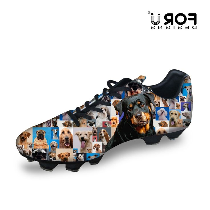 37.49$  Buy here - https://alitems.com/g/1e8d114494b01f4c715516525dc3e8/?i=5&ulp=https%3A%2F%2Fwww.aliexpress.com%2Fitem%2FFashion-3d-animal-print-men-football-boots-dogs-mask-high-top-men-soccer-cleats-men-athletic%2F32607598235.html - For U  DESIGNS  2016  hot sale  3d animal print men shoes dogs mask high top men cool cleats   free shipping size 39-44 37.49$