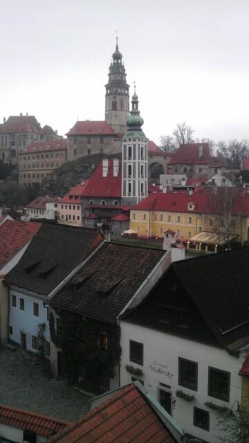 Český Krumlov, CZ, Unesco