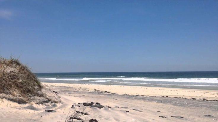 OUTER BANKS / Внешние отмели Берег Атлантического океана#Пляжи Северной Каролины #Пляжи США #Внешние отмели #Куда поехать отдохнуть #Русские в США  #Атлантический океан #шум океана
