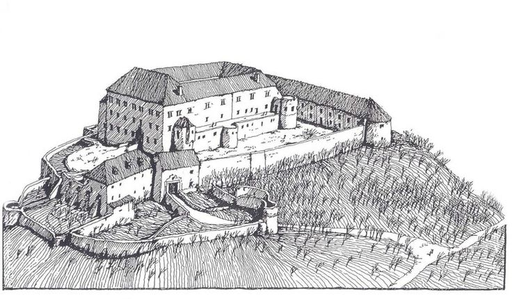 zámek Dolní Kounice