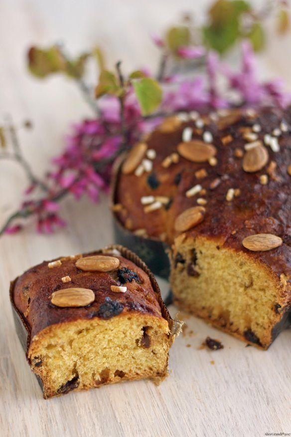 Colomba vegana con lievito madre | Vegan Easter bread