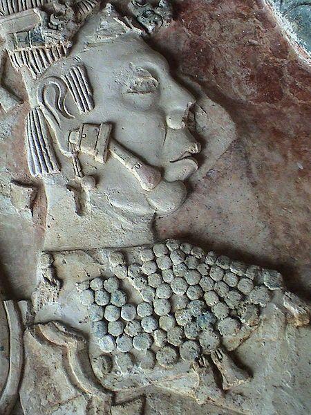 Maya relief, Palenque
