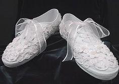 Modelos de Tênis para Noivas