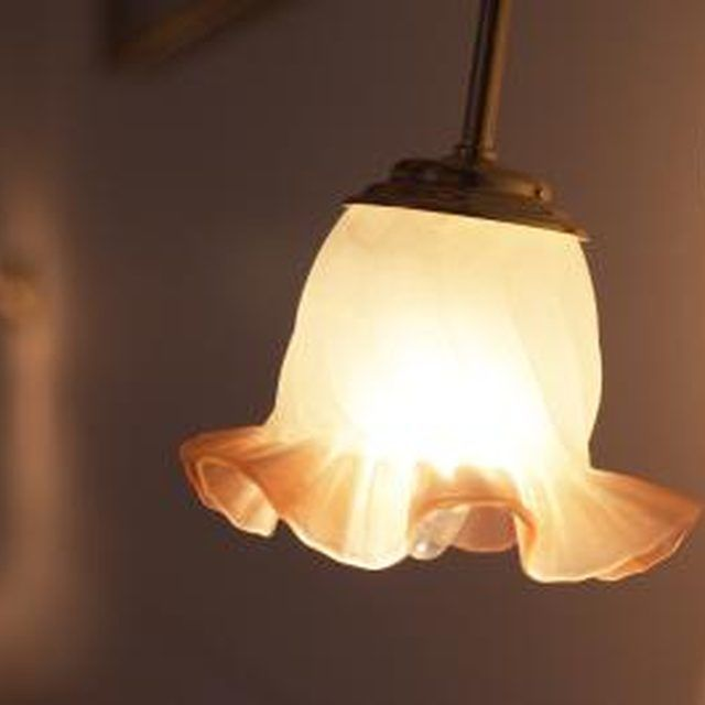 How To Paint Light Globes Home Improvements Glass Light Fixtures Glass Light Globes Globe Lights