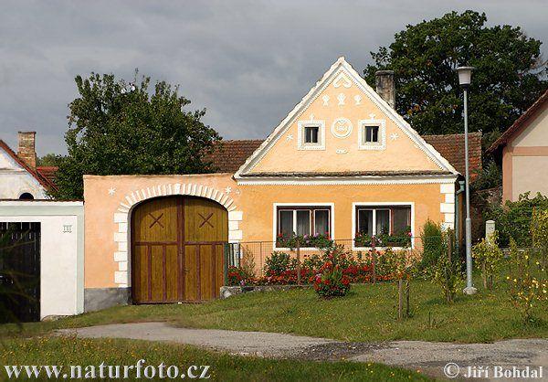 Folk Architecture - Czech Republic, Plastovice by © Jiri Bohdal