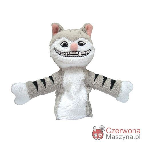Kukiełka na palec TUPG Kot z Cheshire - CzerwonaMaszyna.pl