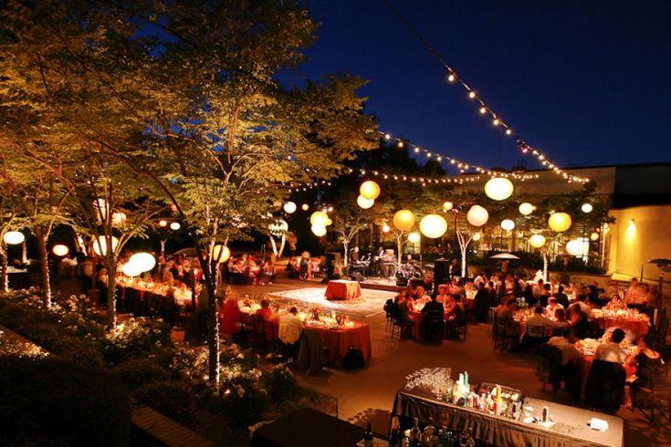 Stylish Los Angeles Wedding Reception Ideas Wedding Venue Los Angeles