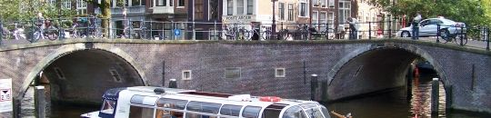 See Amsterdam - Canal Cruise