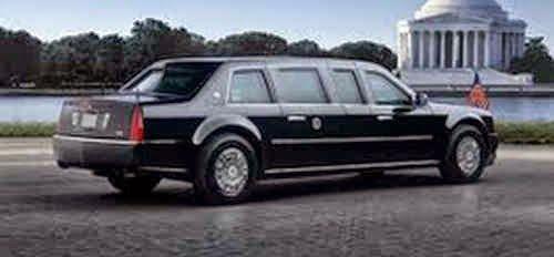 5 Mobil Presiden Ter dan Paling Mewah di Dunia ~ Hal Ter dan Paling Luar Biasa di Dunia