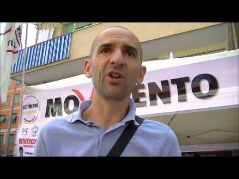 Intervista a Paolo Pinna consigliere comunale ad Avegno.