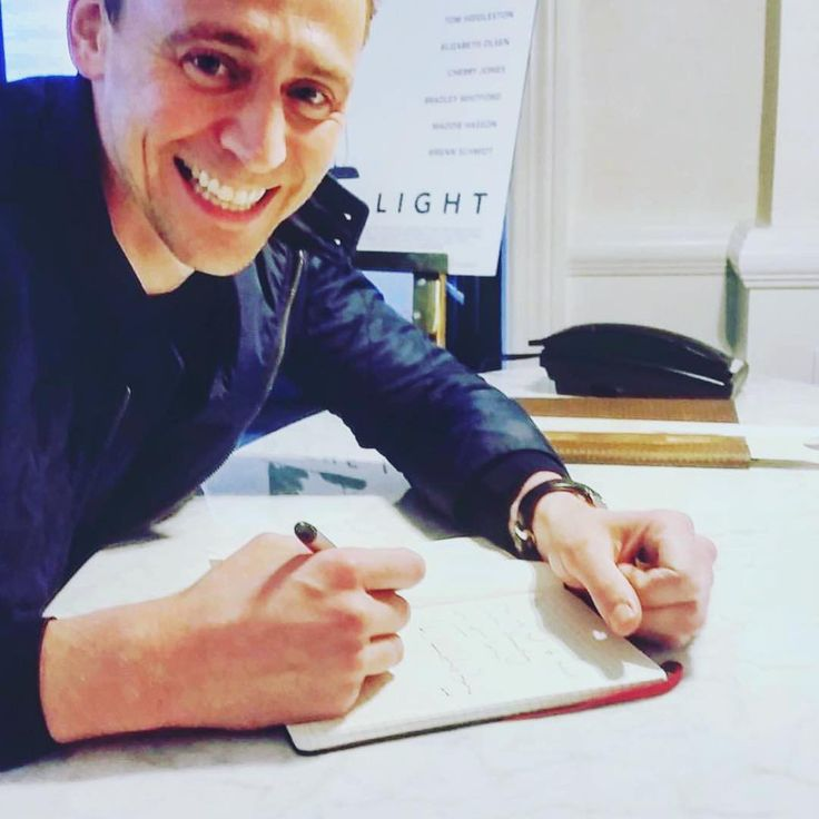 """We interviewed Tom Hiddleston IN PERSON on Tuesday and yes, we're still kind of recovering from it. Head to the link in our bio for the FULL INTERVIEW and…"""