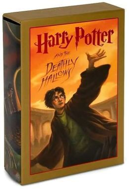 Harry Potter And The Deathly Hallows 7 Deluxe Edition