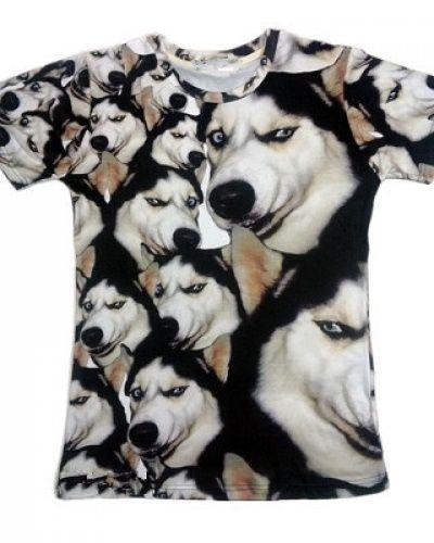 Funny doge t shirt Kabosu 3D crazy dog tshirts-