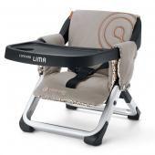 Concord стульчик дорожный concord lima  — 7900р. --------------- производитель: concord  особенности стульчика concord lima: это миниатюрный высокий стул, который объединяет удобную  функциональность, подходящую для детей, и современный дизайн. его можно  пристегнуть к любому обычному стулу простой операцией с помощью  специальных ремней – и таким образом ребенок все время будет вместе с  семьей. крепежные элементы учитывают требования как родителей, так и  детей – от покрытий с подбивкой до…