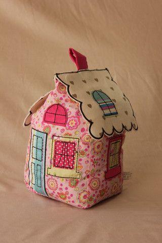 Fairy House Doorstop