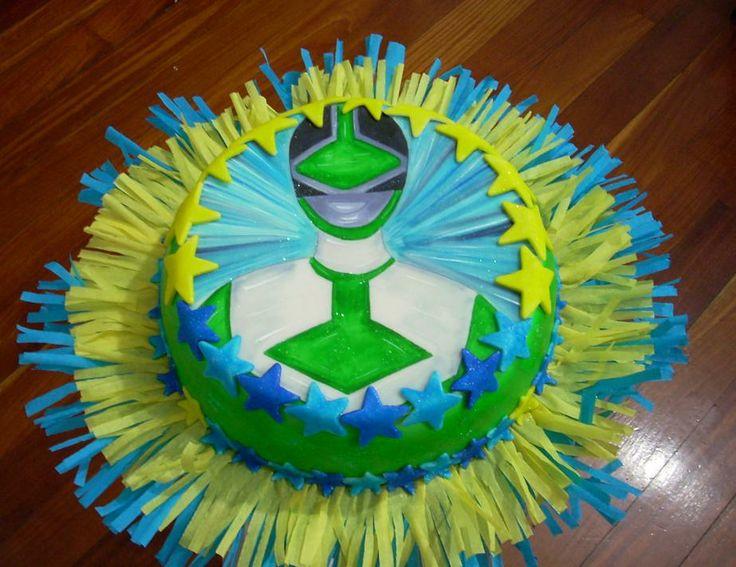 Torta de Power Rangers // Power Rangers cake // Pastel de Power Rangers // Vilma Reyes // (832)9440888 Katy, Tx