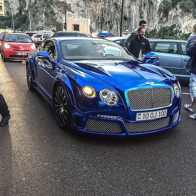 25 Best Ideas About Bentley Continental Gt On Pinterest: Best 25+ Blue Cars Ideas On Pinterest