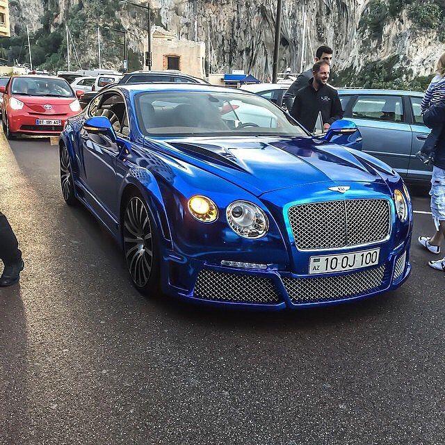 Onyx Bentley Continental Follow @top.supercars @top.supercars @top.supercars  By@supercarsontheriviera