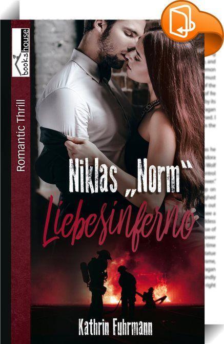 """Niklas """"Norm"""" - Liebesinferno    :  Niklas Sperber ist entsetzt, als er seinen Namen in unrühmlicher Form in einem Roman entdeckt. Und nicht nur der Name ist identisch! Sicher, die Autorin des reißerischen Romans zu kennen, überredet er einen Kollegen, ihn zu unterstützen. Die Überprüfung der Autorin Eliza Woods, aka Mara Wagner, ergibt eine Überraschung: Niklas kennt sie definitiv nicht! Noch nicht, denn bei einem zweiten Treffen, erscheint sie ihm nicht mehr ganz so zum Abgewöhnen. G..."""