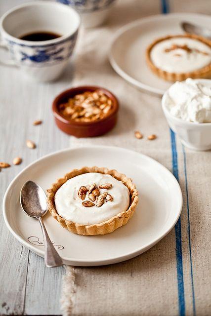 Bourbon Pumpkin Pie by tartelette, via Flickr