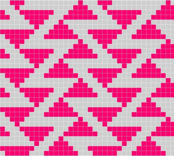 Designing Fair Isle Patterns