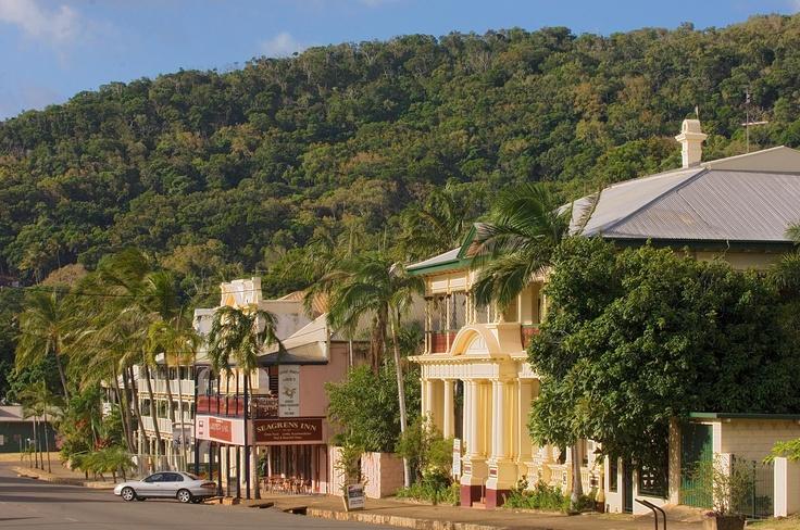 Cooktown North Queensland, Australia