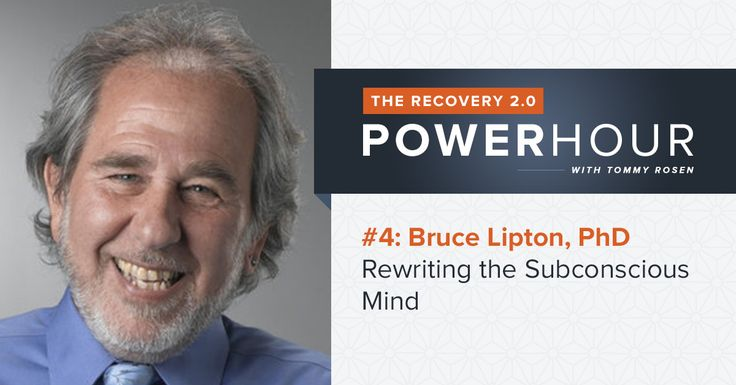 Bruce lipton the new biology