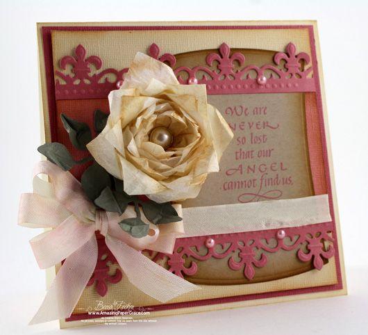 Folded Rose Tutorial