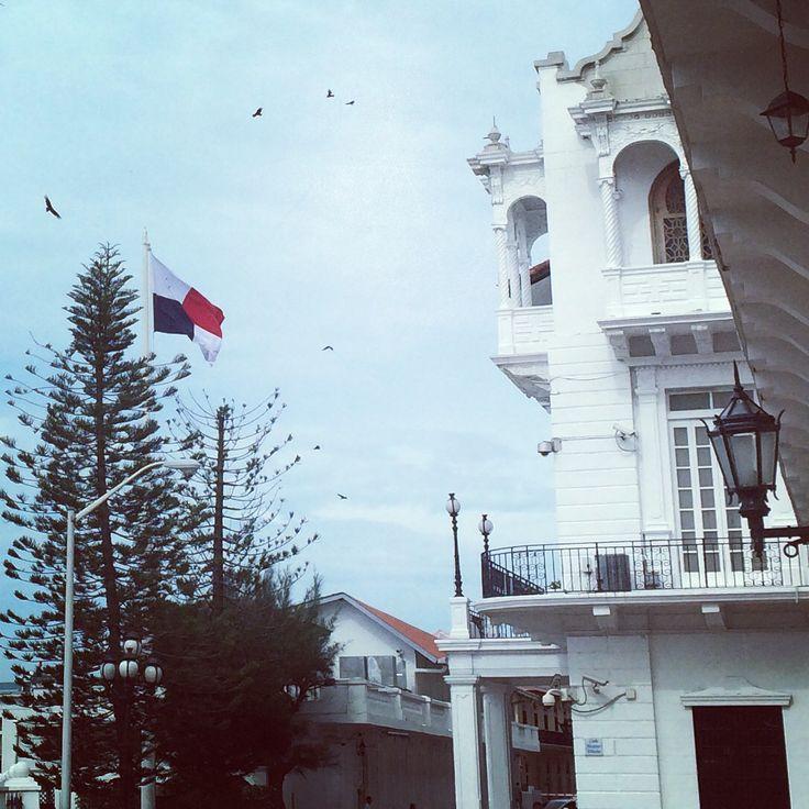 Palacio de Las Garzas #Panama