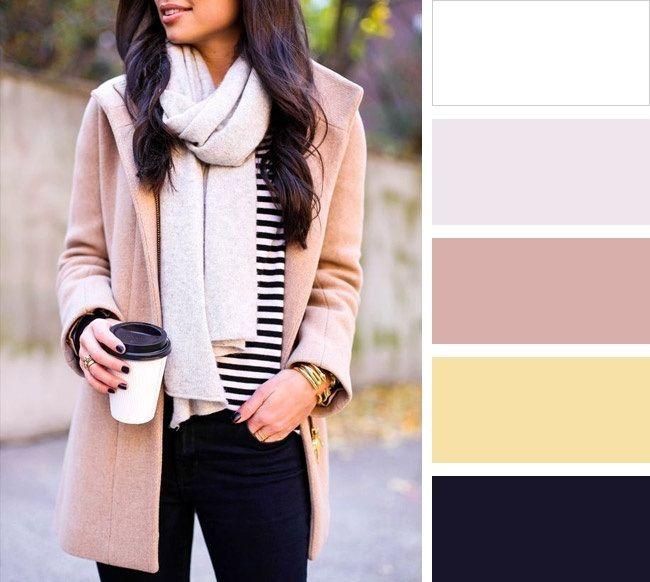 Φορέστε ροζ για να δημιουργήσετε μια λεπτή και θηλυκή εμφάνιση. Συνδυάζεται καλά με το λευκό, το μπλε, το γαλάζιο και το καφέ. Επιπλέον, το ροζ σας δίνει ένα εξαιρετικό στυλ μαζί με το άσπρο, μπορείτε να πάτε σε μια επαγγελματική συνάντηση ή στη δουλειά.
