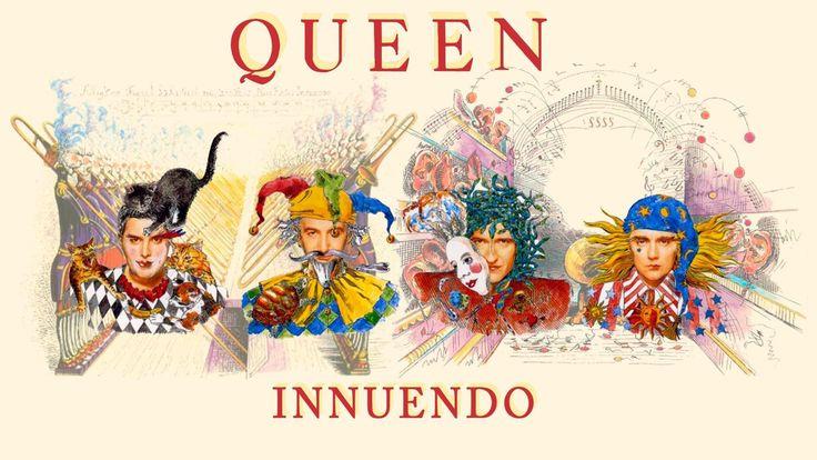 Innuendo Queen killer QUEEN Pinterest Wallpapers